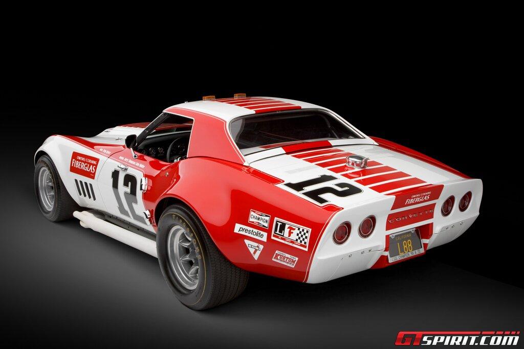 1968 Chevy L88 Corvette hits Auction Blocks Photo 2