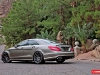 2012 Mercedes-Benz CLS 63 AMG on 20 Inch Vossen Wheels