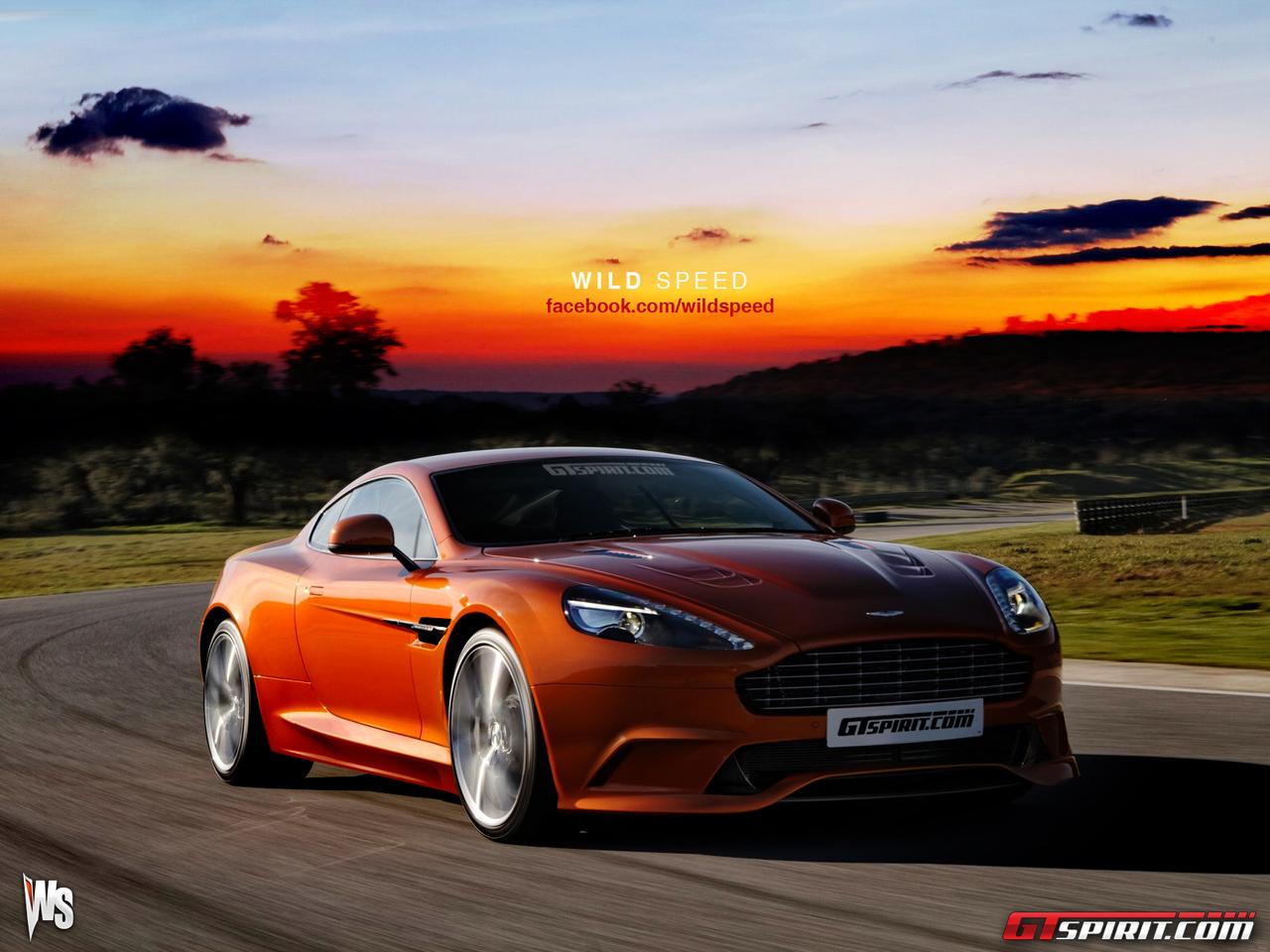 Thread: 2013 Aston Martin DBS Renderings