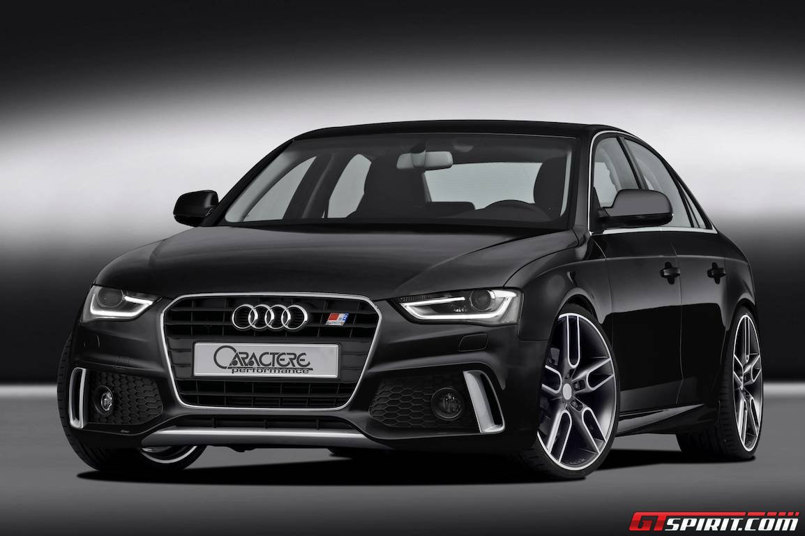 official caractere automobile 2013 audi s4 berline. Black Bedroom Furniture Sets. Home Design Ideas