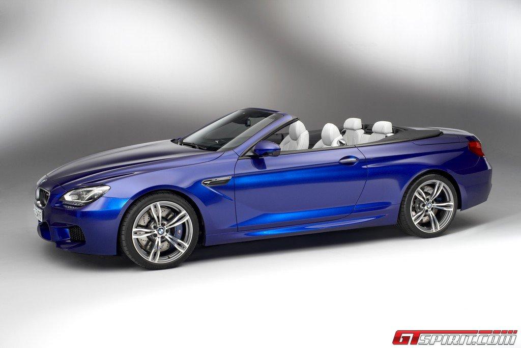 2012 BMW M6 Convertible