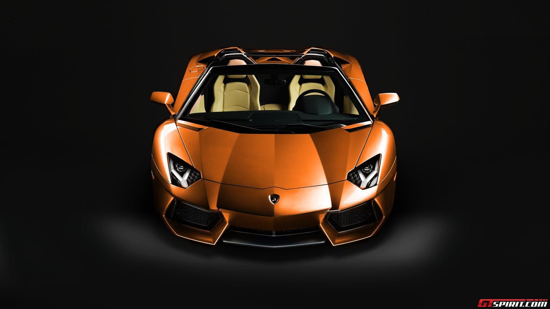 2013 Lamborghini Aventador Roadster Colors Photo 10