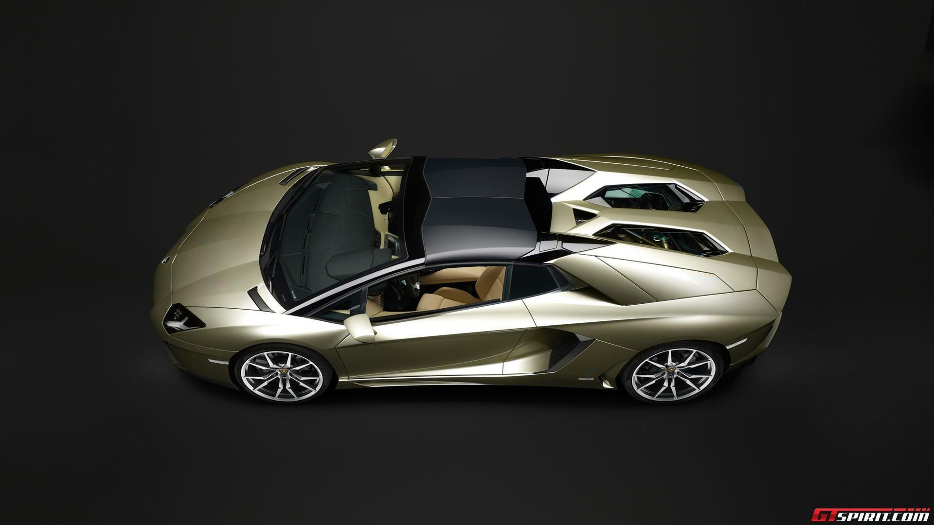 2013 Lamborghini Aventador Roadster Colors Photo 12