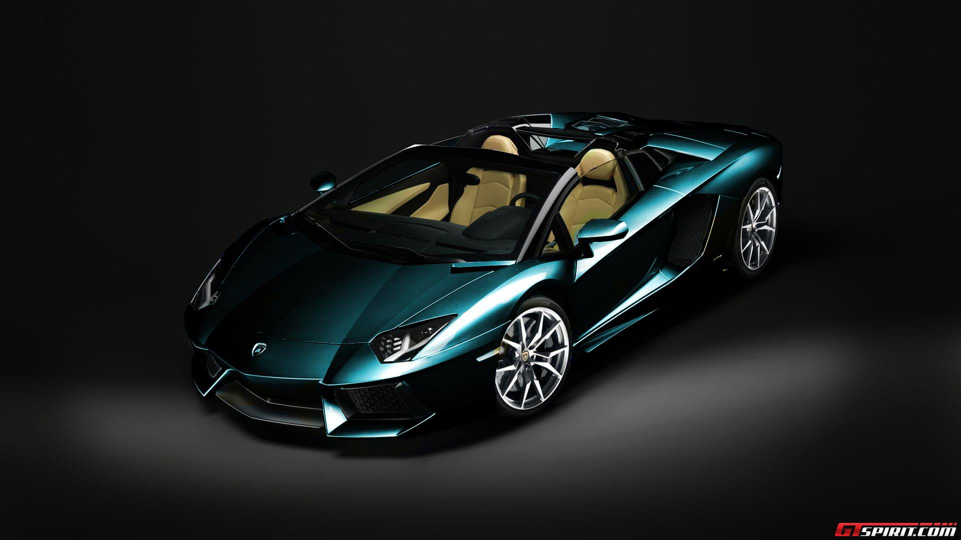 2013 Lamborghini Aventador Roadster Colors Photo 1