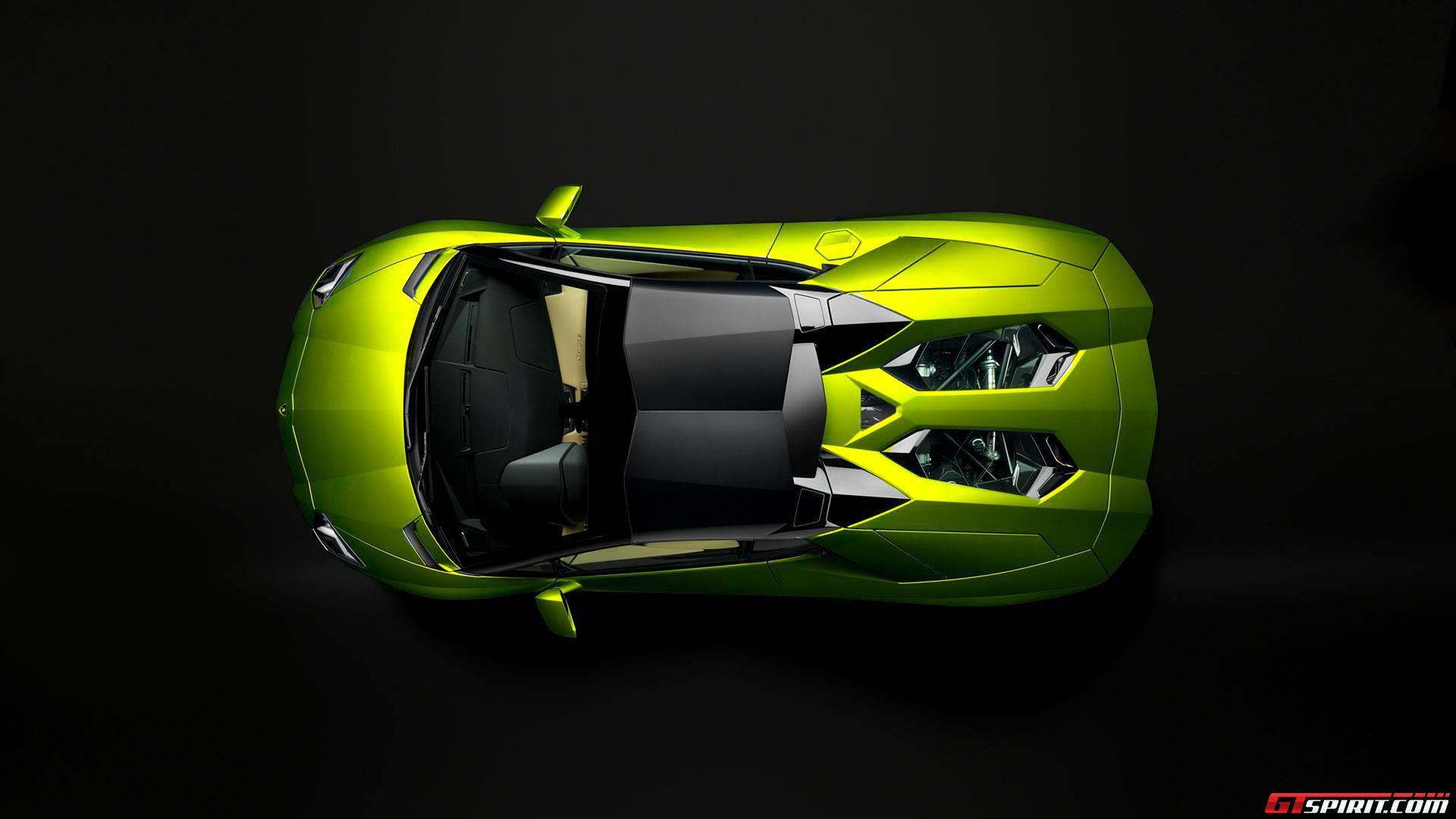 2013 Lamborghini Aventador Roadster Colors Photo 15