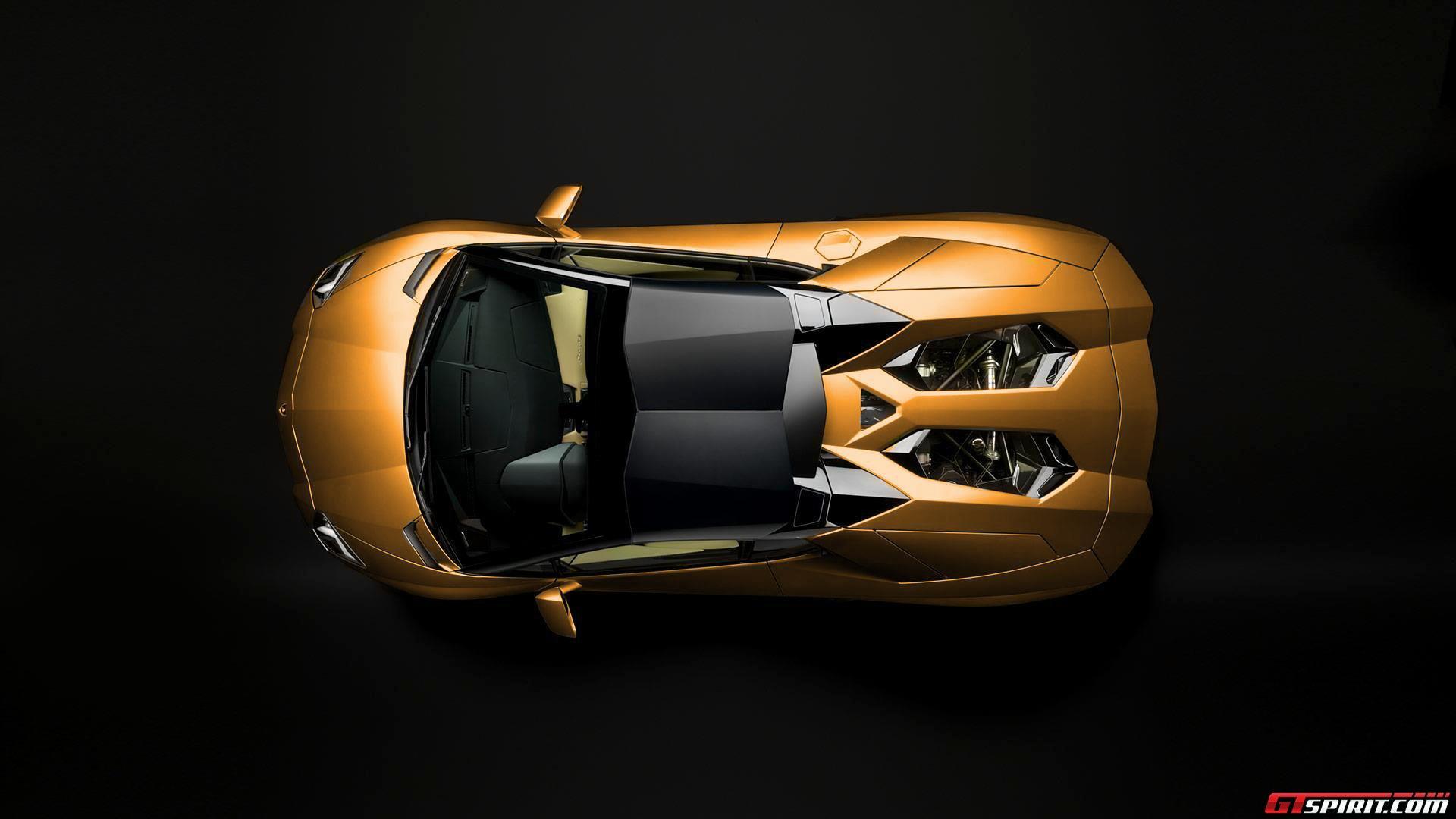 2013 Lamborghini Aventador Roadster Colors Photo 16