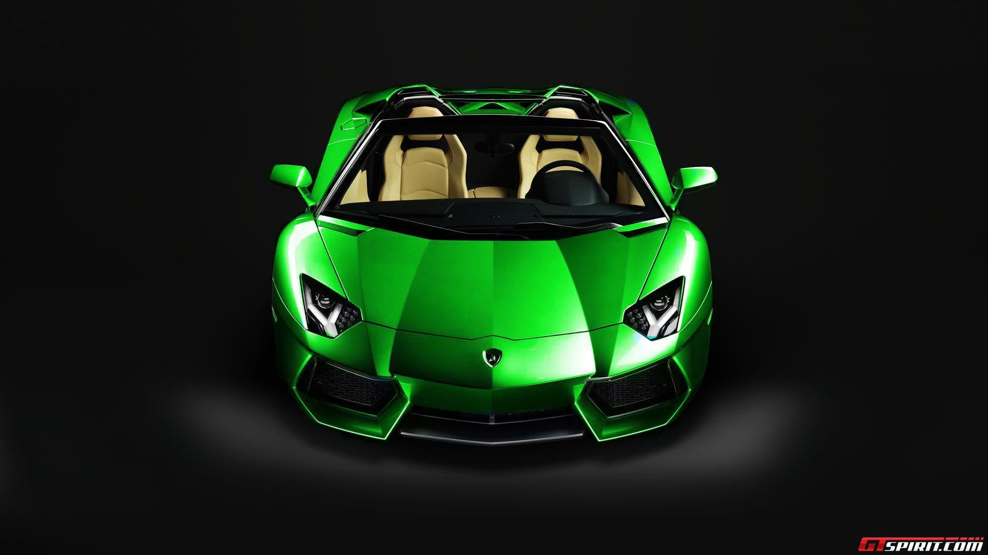 2013 Lamborghini Aventador Roadster Colors Photo 11