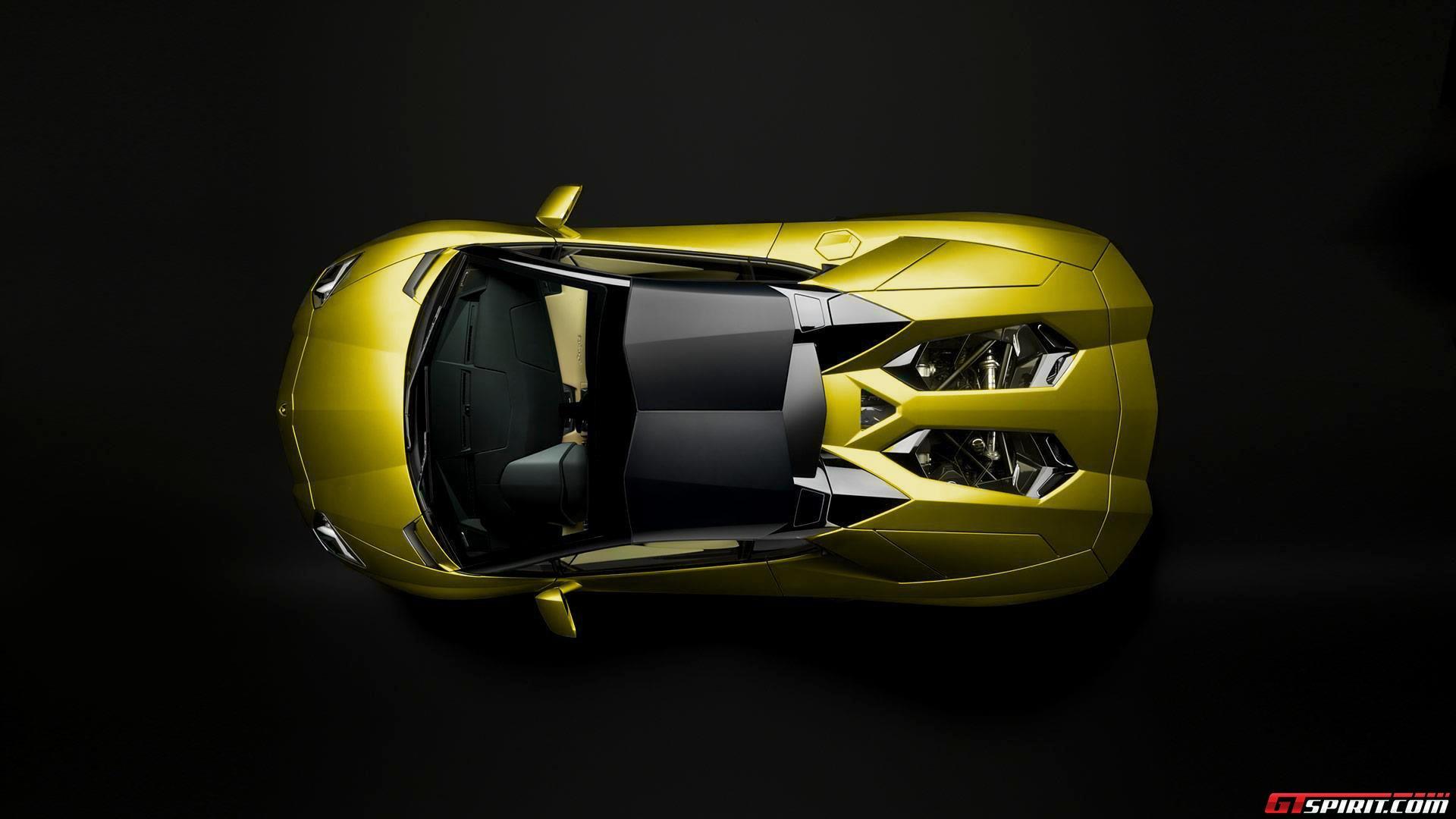 2013 Lamborghini Aventador Roadster Colors Photo 18