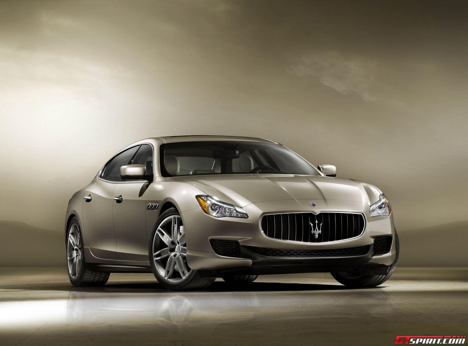 2013 Maserati Quattroporte Photo 1