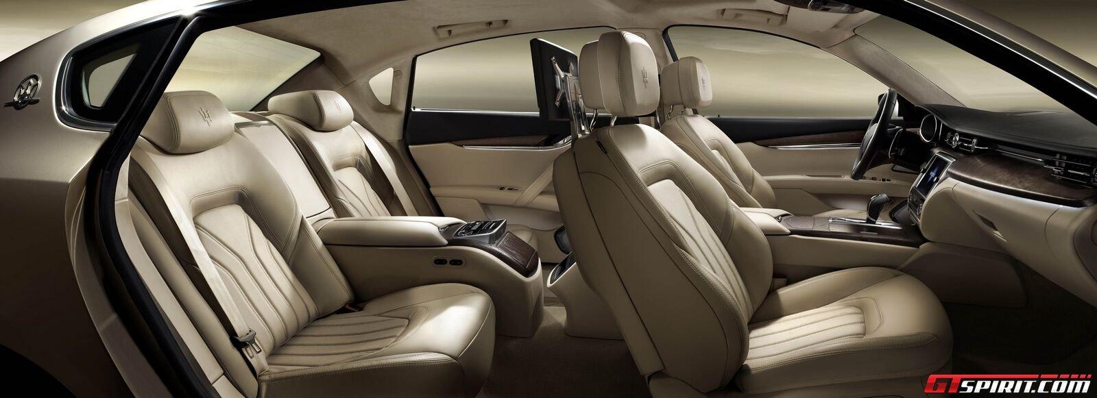 2013 Maserati Quattroporte Photo 5